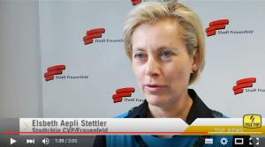 Videobeitrag der Stadt Frauenfeld zum Projekt «Gute Lebensqualität mit Demenz» (zum Starten auf Bild klicken)